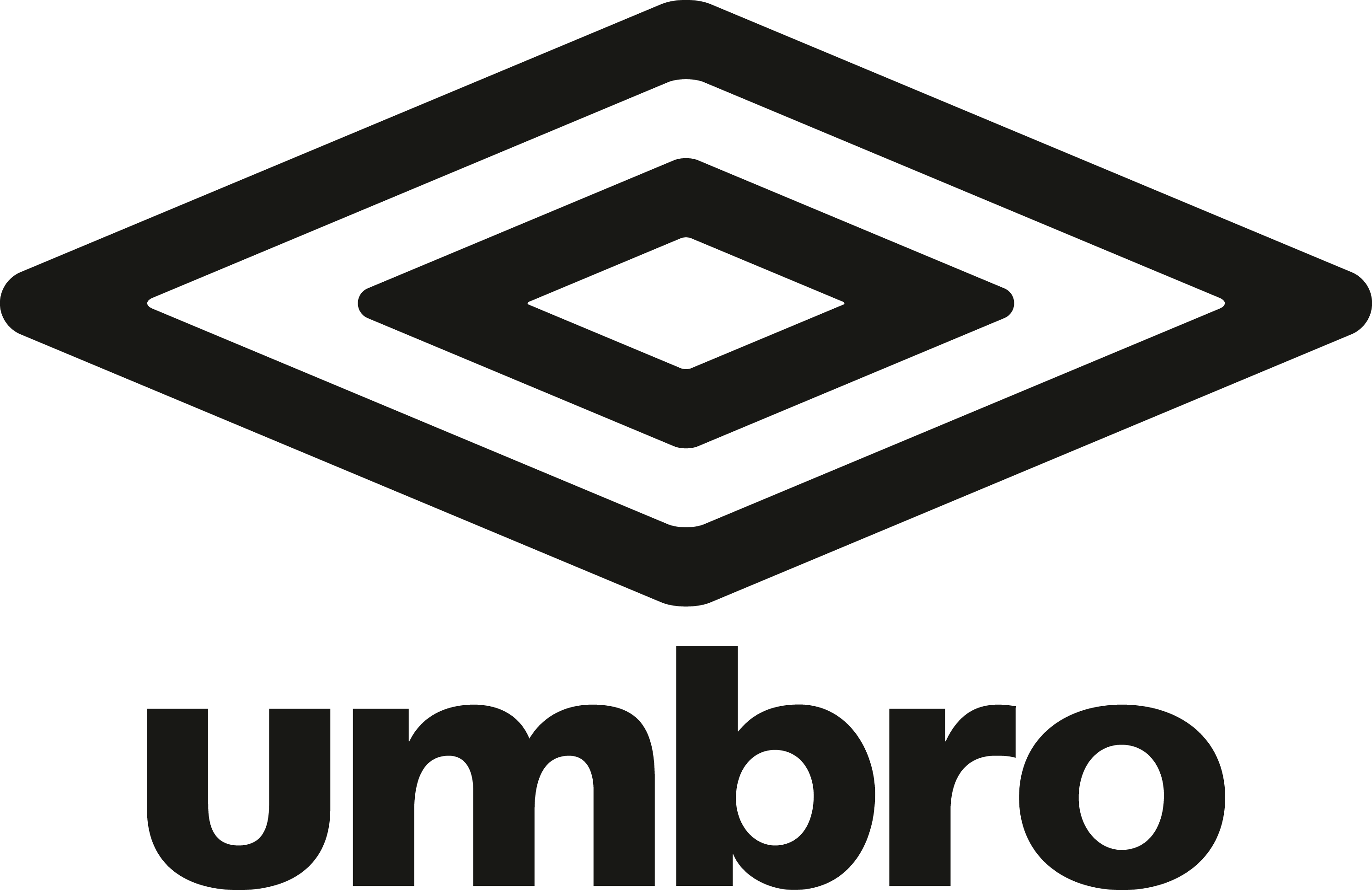 UMBRO LOCKUP STACKED